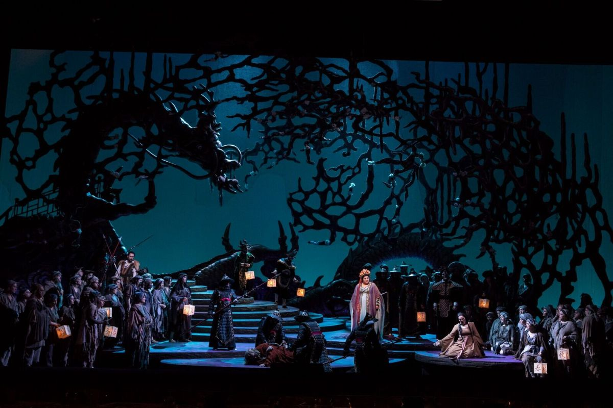Predators and Prey: A Review of Turandot at Lyric Opera of Chicago